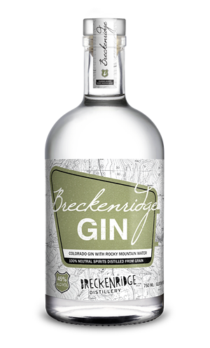 BreckenridgeGin750ml