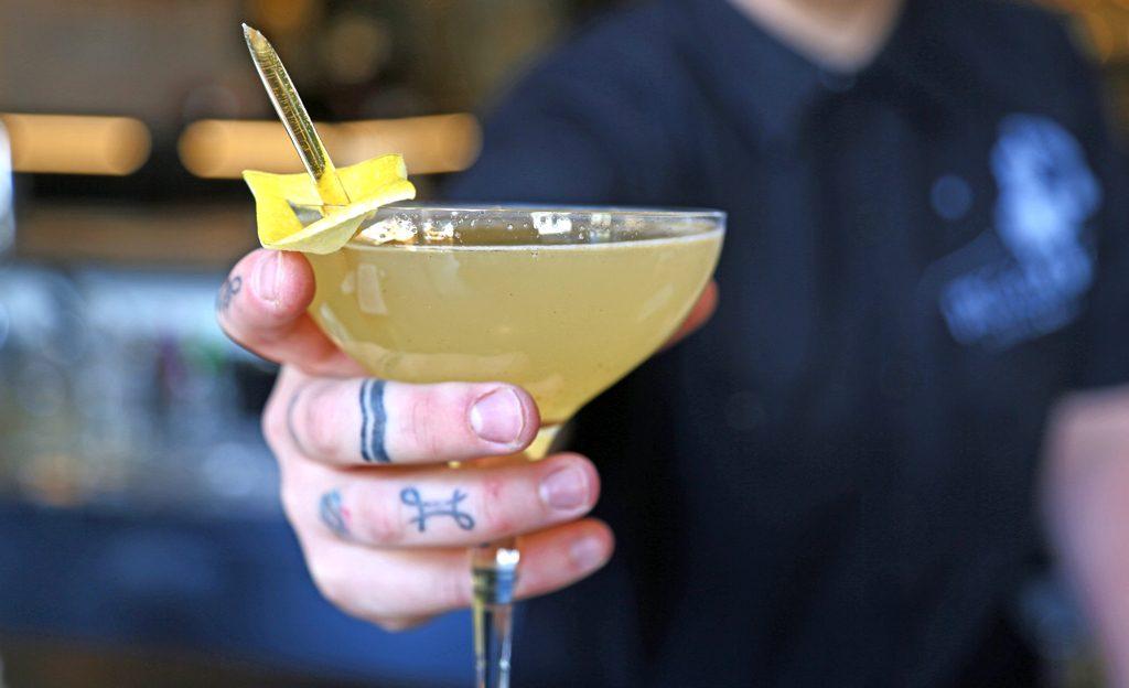 Bee's knees week, Breckenridge vodka, Breckenridge distillery, cocktail