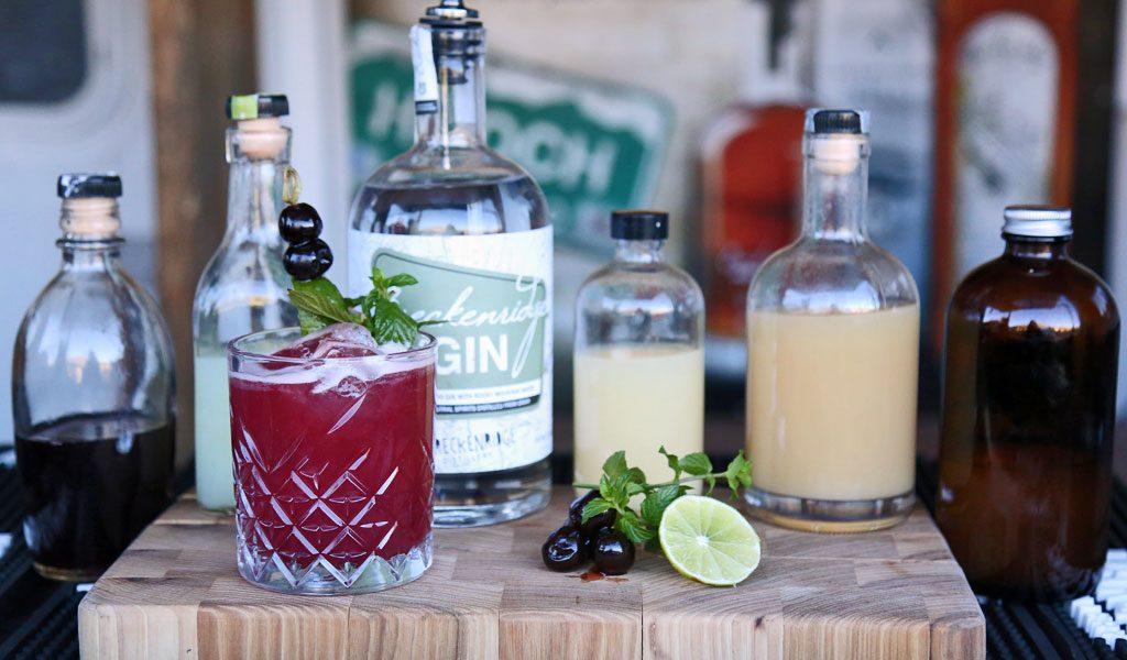 Breckenridge Gin, Gin, Breckenridge Distillery, cocktails