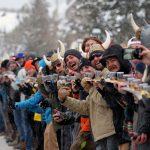 Ullr Fest, Shot Ski, Breckenridge, Breckenridge distillery