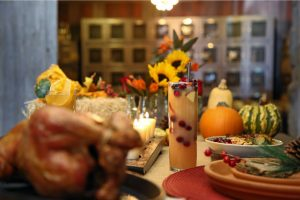 3 Thanksgiving Cocktail and Dish Pairings