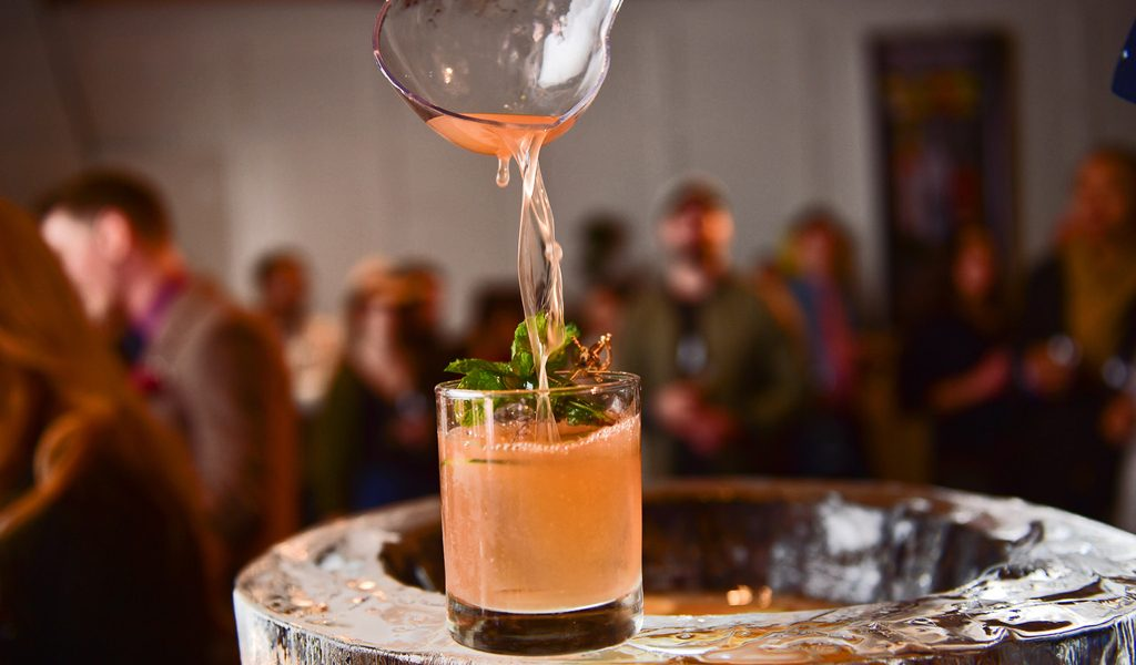 Punch Kings, cocktails, bourbon, Breckenridge bourbon