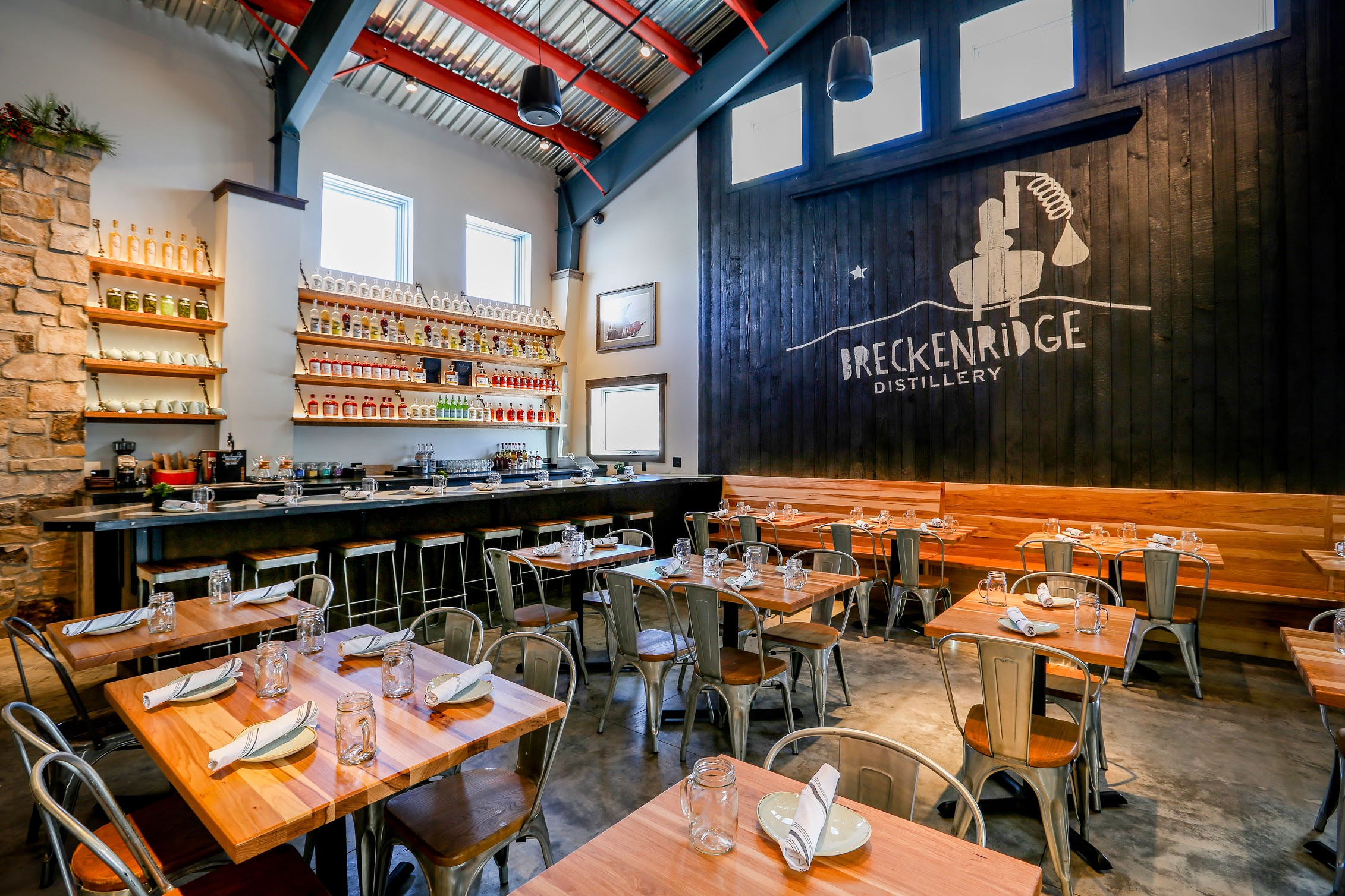 Breckenridge Distillery Restaurant Releases New Menu By