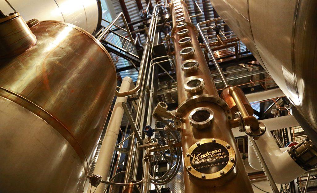 distillery, Breckenridge distillery, bourbon