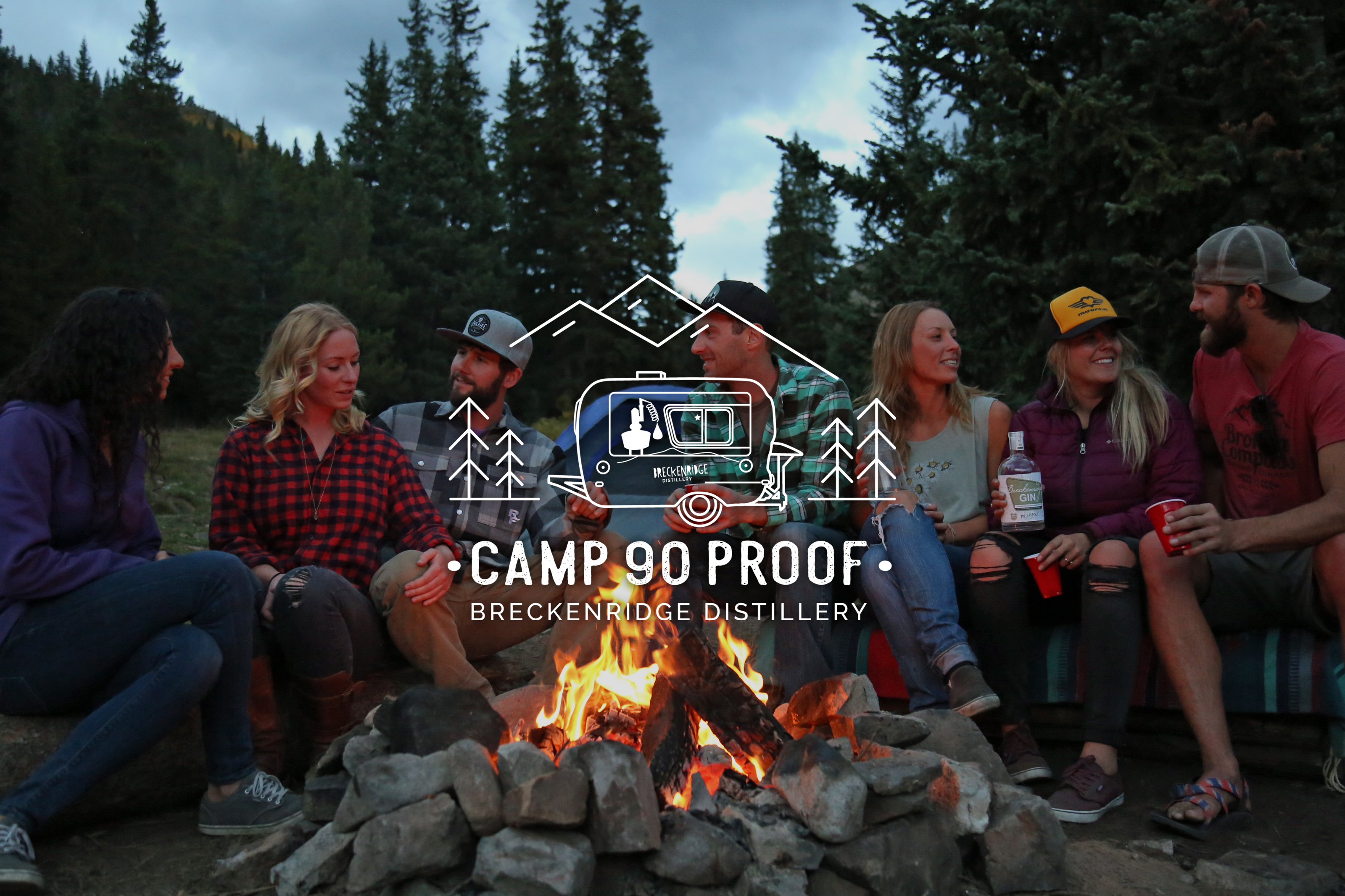 CAMP 90 PROOF: Breckenridge Distillery Summer Series