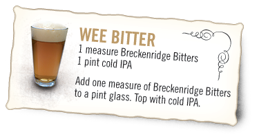 Wee_Bitter Recipe