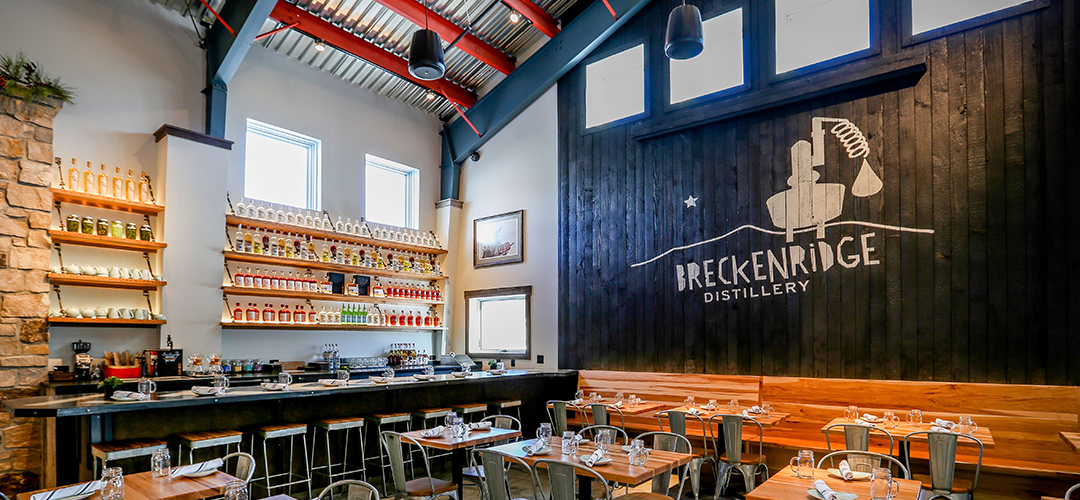 Restaurant Breckenridge Distillery