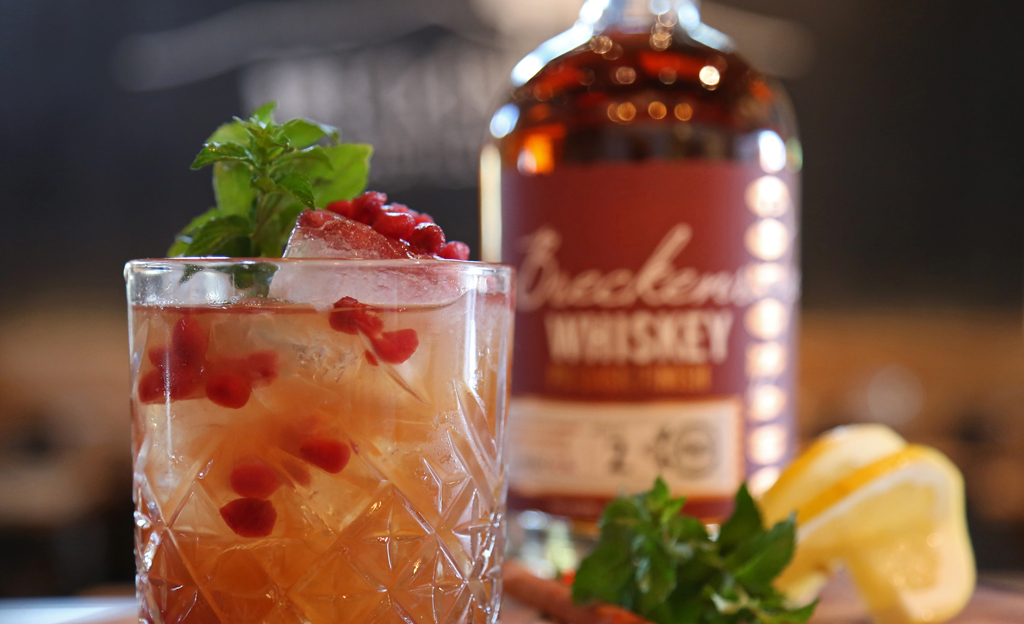 Breckenridge Distillery, PX Sherry Cask Finish, cocktails, Breckenridge