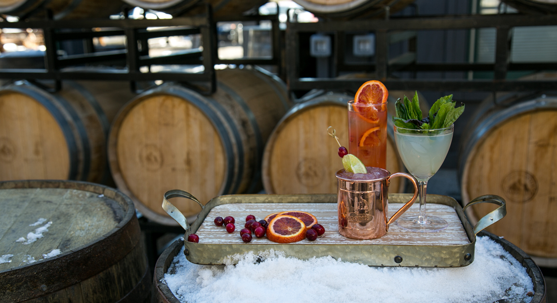 9 Winter Cocktails You Can Make at Home