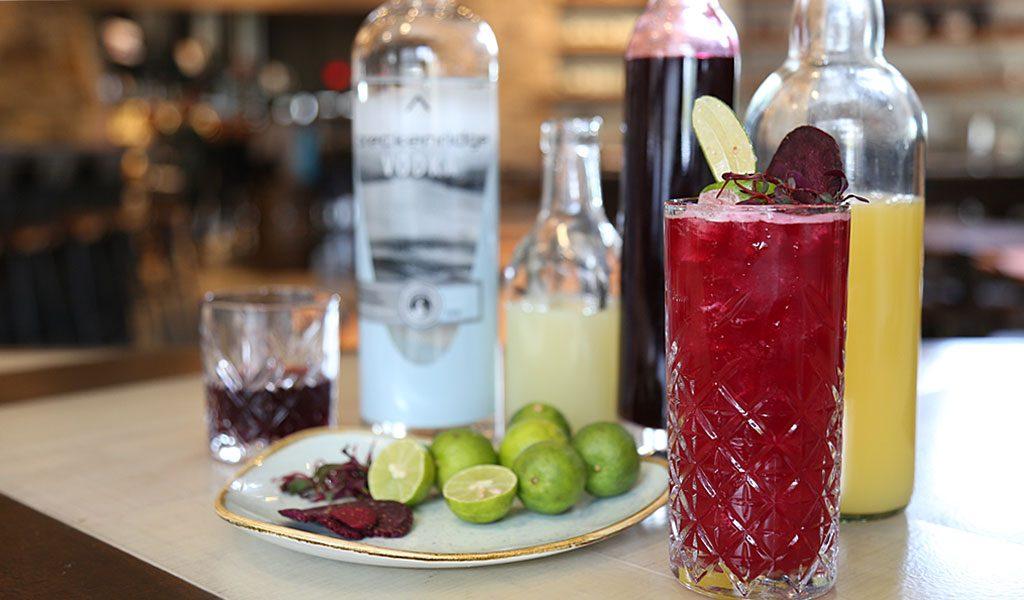 Breckenridge Vodka, Vodka, Breckenridge Distillery, cocktails