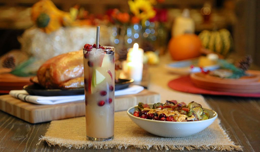 Thanksgiving, cocktails, hand-crafted cocktails, Breck distillery, Breckenridge
