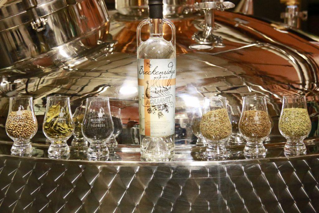 aquavit, breckenridge, breckenridge distillery, liquor