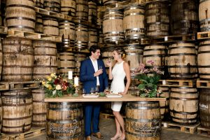 Rocky Mountain Bride Styled Shoot at the Breck Distillery