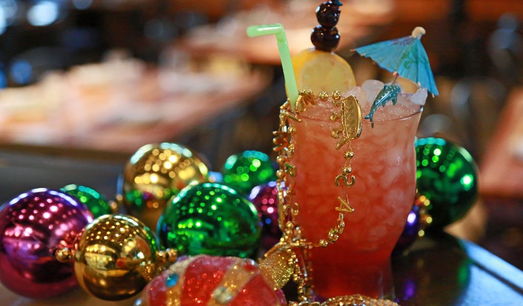 New Orleans, NOLA, Cocktails, Mardi Gras, Hurricane
