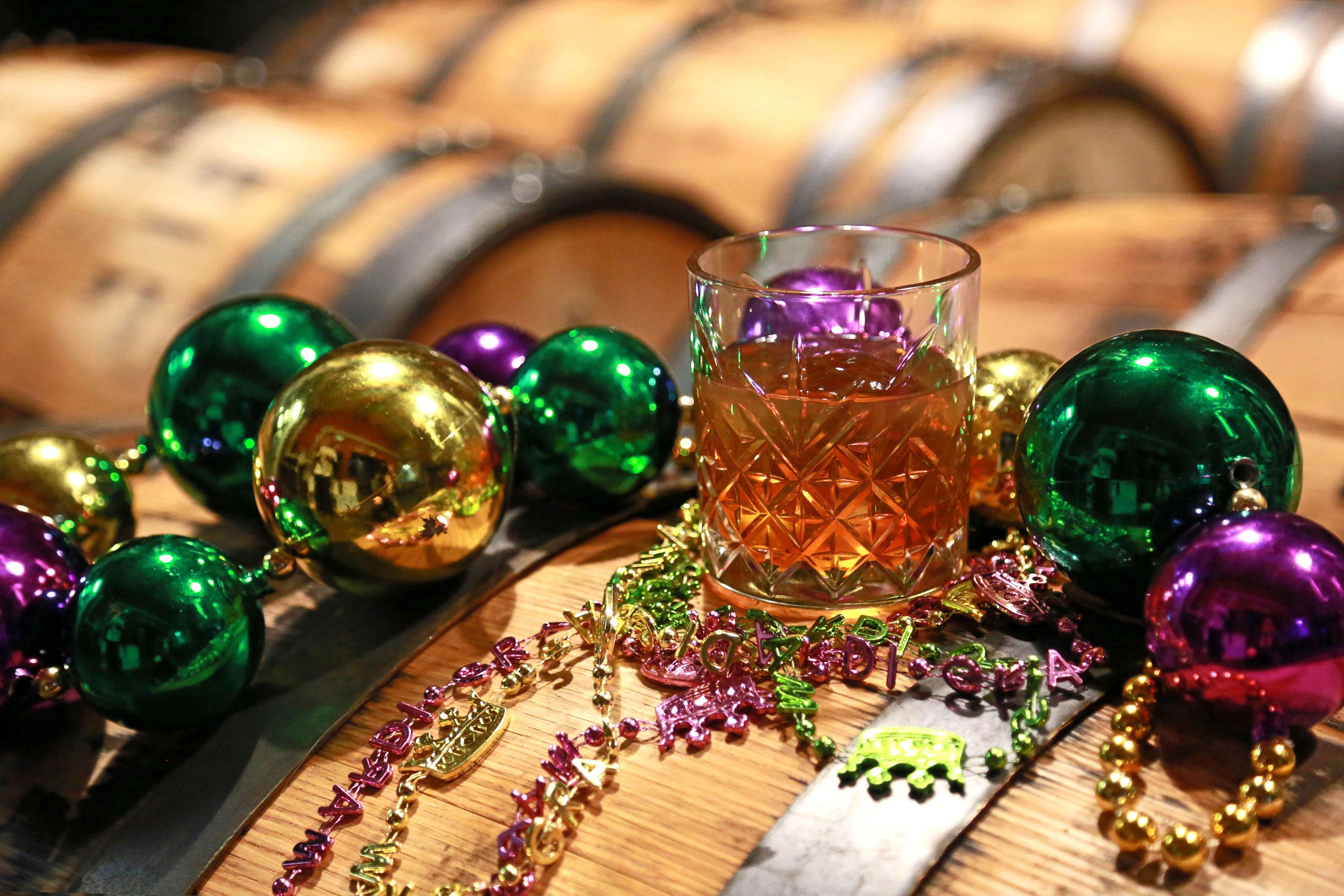 4 Classic Mardi Gras Cocktails and Recipes