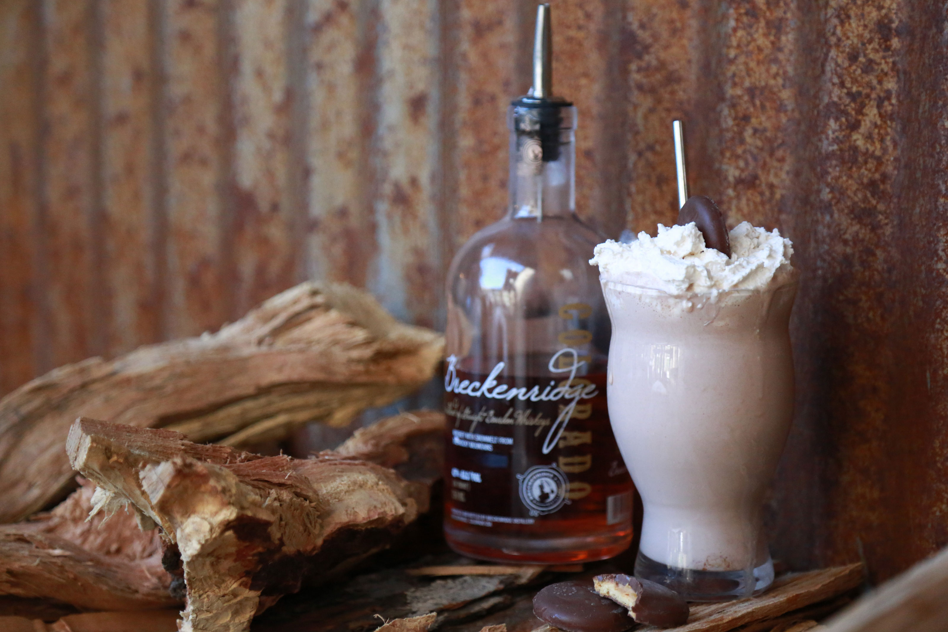 Girl Scout Cookie Cocktail Recipes with Tagalongs & Samoas