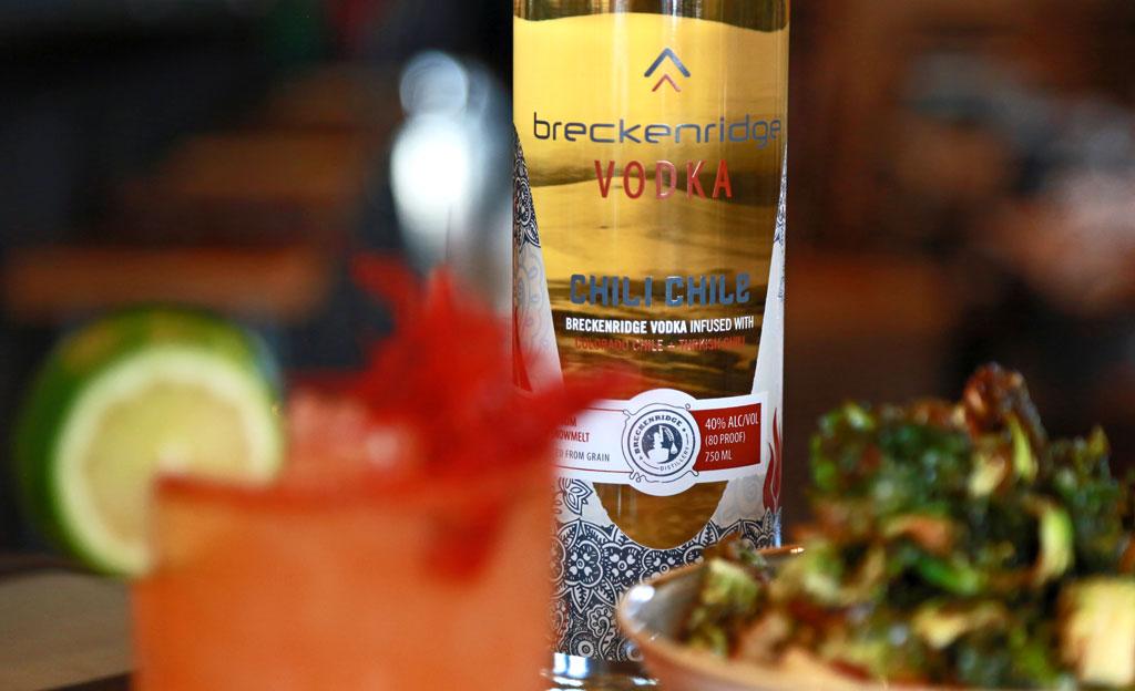 margarita, Breckenridge distillery, vodka