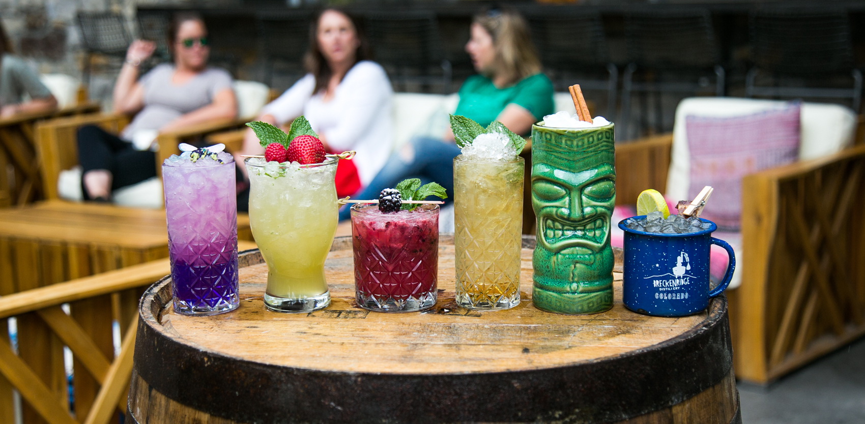 6 Breckenridge Distillery Summer Cocktails + Recipes