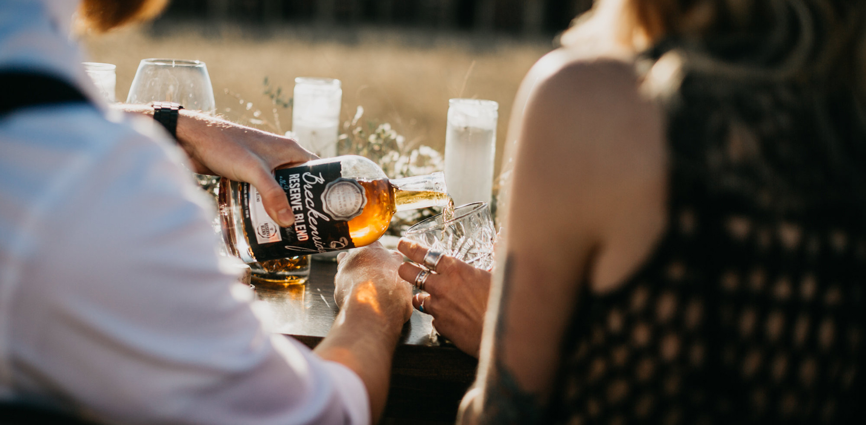Photos: Breckenridge Whiskey Inspired Engagement