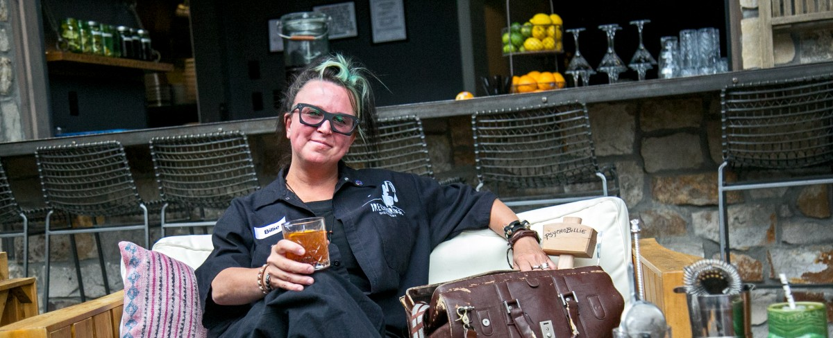 Billie Keithley, Breckenridge Distillery's Liquid Chef