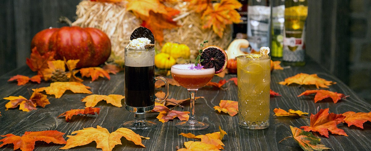 3 Fall Vodka Cocktails You Can Make This Fall