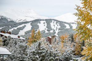 Photos: First snowfall in Breckenridge