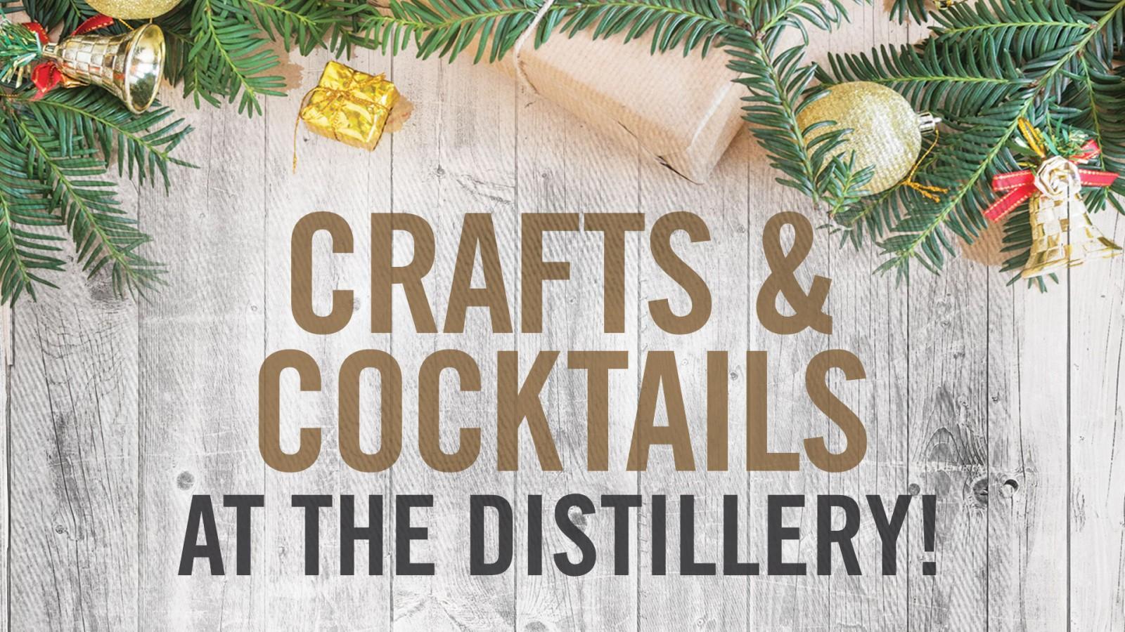 Crafts + Cocktails Holiday Market