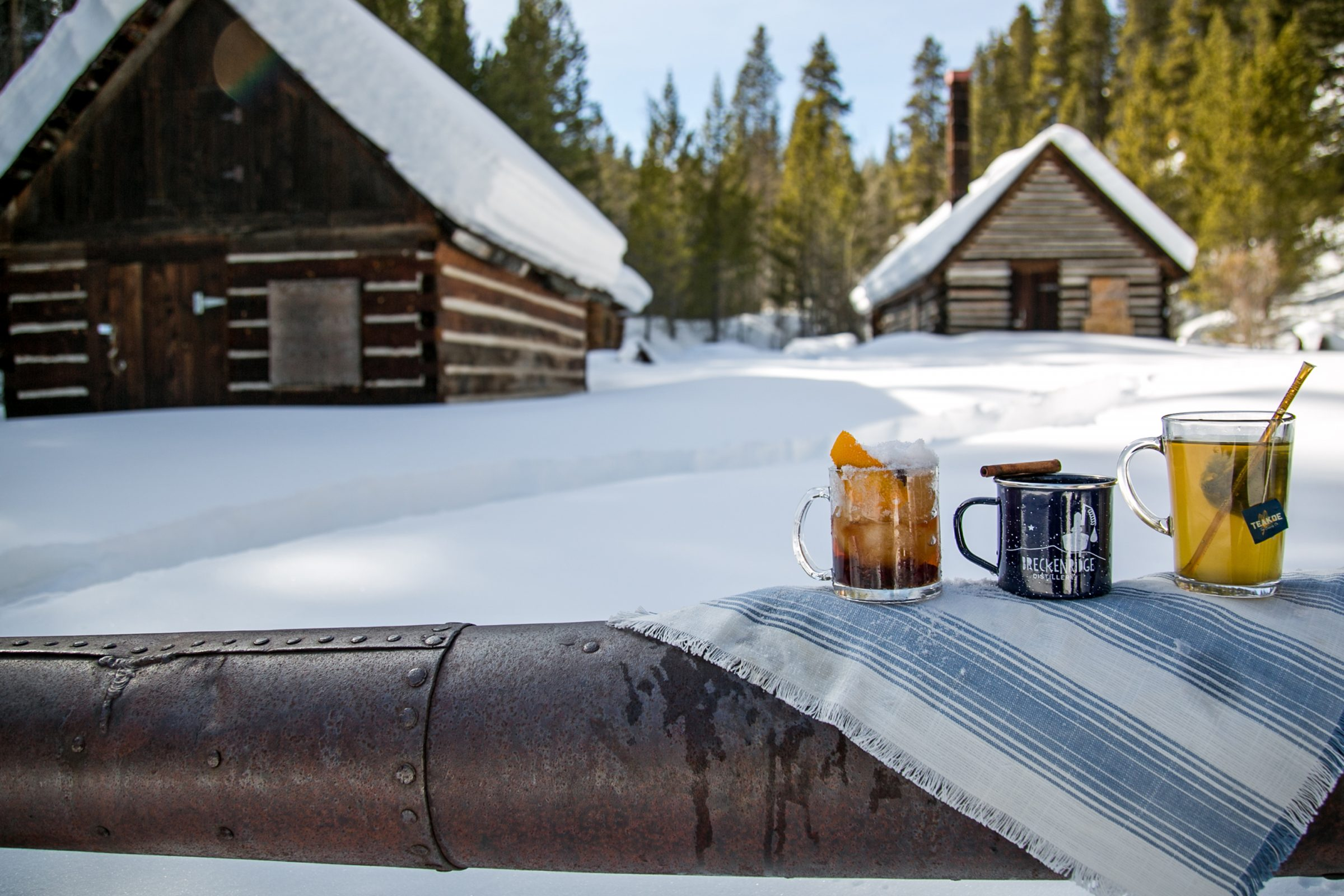 6 Easy Cocktail Recipes for your next Backcountry Hut Trip
