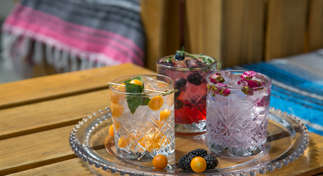 3 Perfect Summer Gin + Tonic Recipes from the Breckenridge Distillery