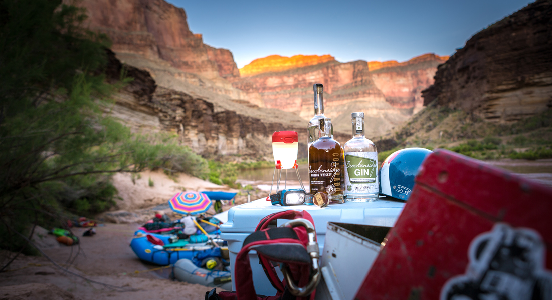 7 Summer Adventure and Après Pairings from the Breckenridge Distillery