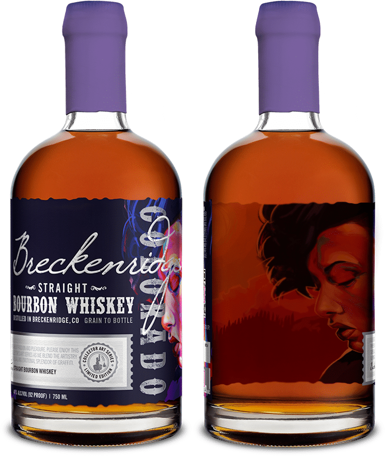 Breckenridge Straight Bourbon Whiskey