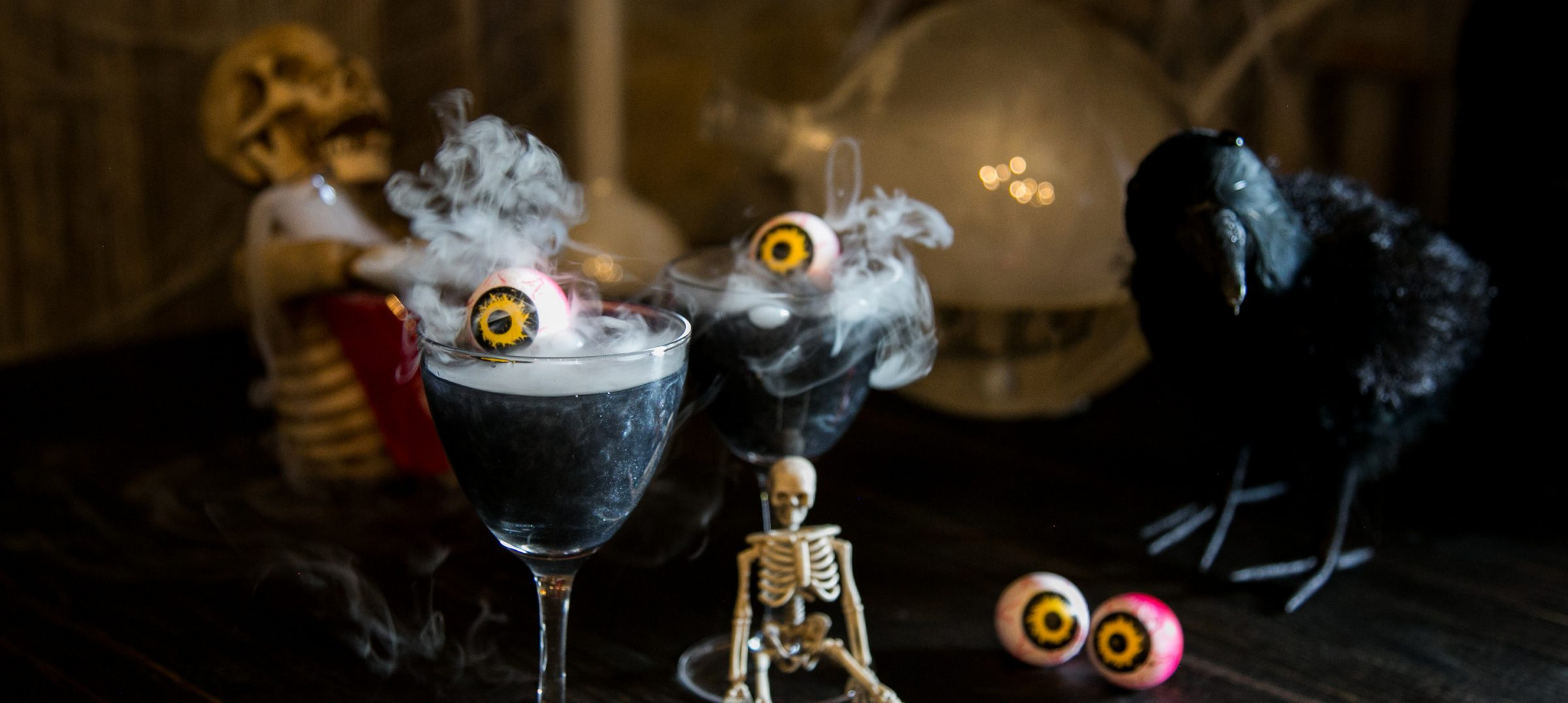 7 Easy Halloween Cocktail Recipes You Can Make at Home
