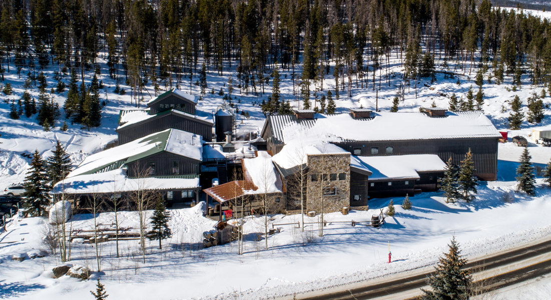 Breckenridge Distillery, An Elevated Experience