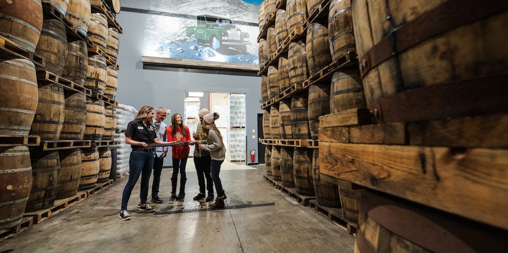 Women Taking Whiskey to New Elevations in Colorado