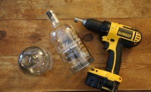 DIY: 5 Ways to Up-cycle Your Breck Distillery Bottles