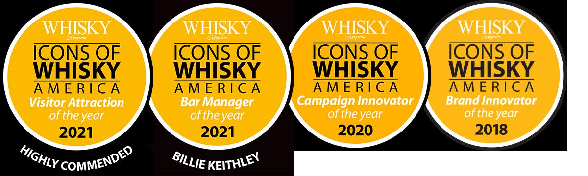 2020-2021 Icons of Whisky Awards